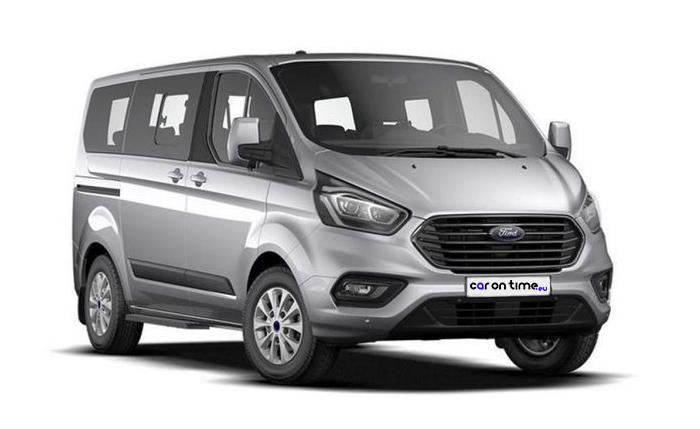 Ford Transit - wynajem samochodów śląsk