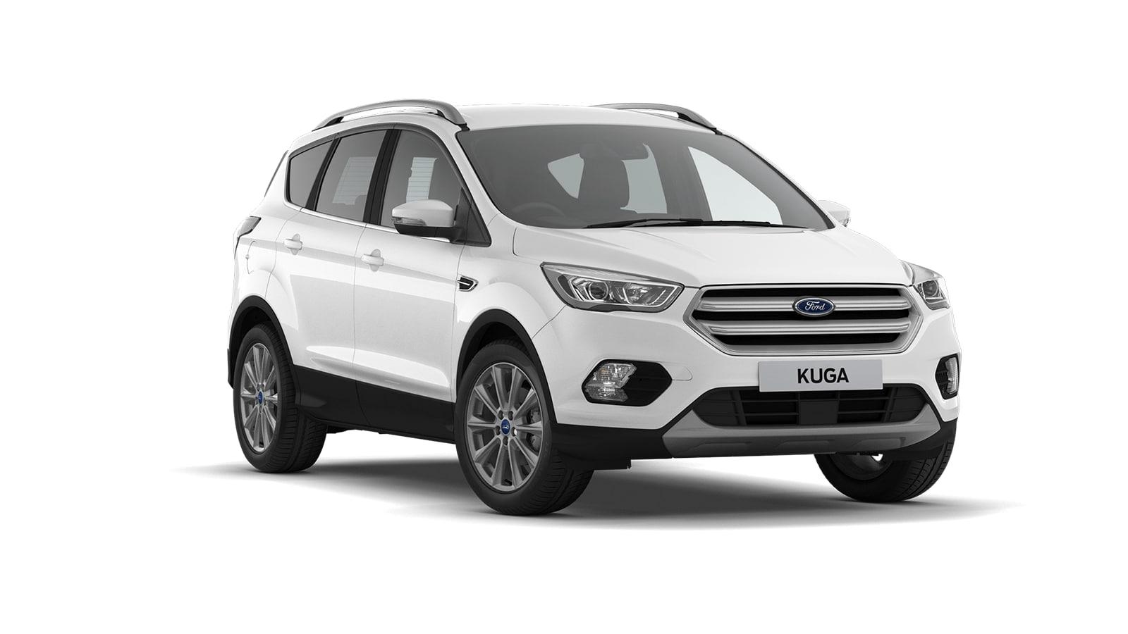 Ford Kuga - wynajem samochodów śląsk