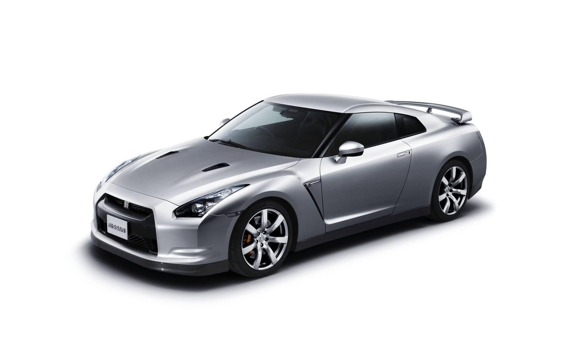 Nissan GT-R - wynajem samochodów śląsk
