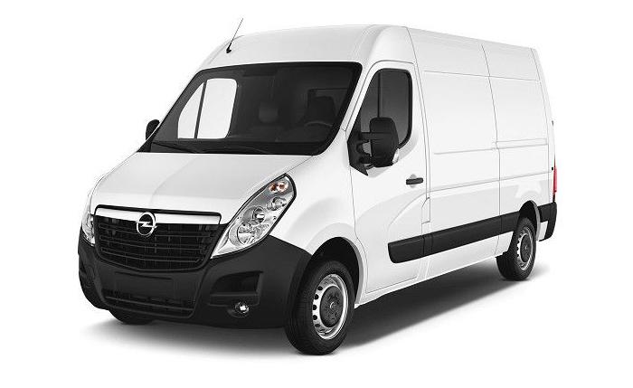Opel Movano L3H2 - wynajem samochodów śląsk