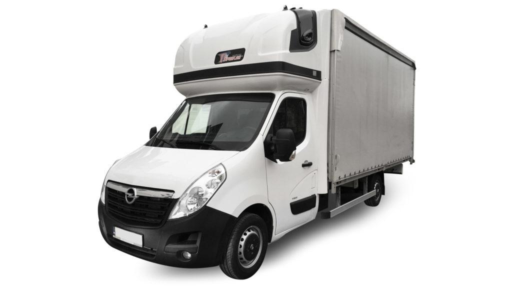 Wynajem samochodów dostawczych, wypożyczalnia samochodów dostawczych 3,5 t