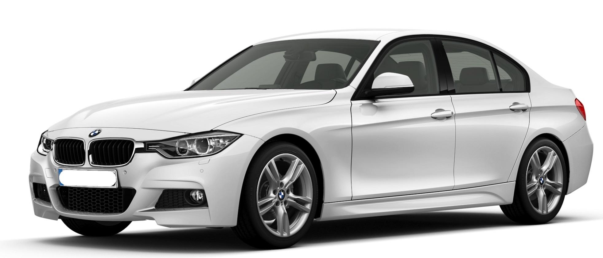 BMW 318d - wynajem samochodów śląsk